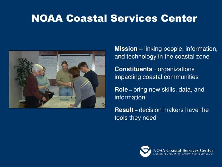NOAA Coastal Services Center