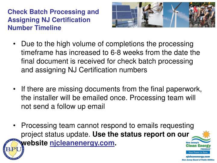 PPT - Renewable Energy Incentive Program (REIP) 2010 Operations ...