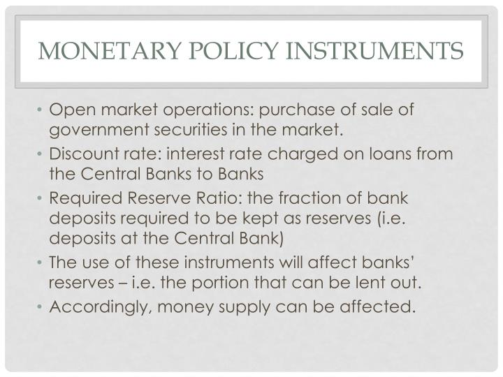 economic monetary policy essay Monetary policy statement august 2012 (graph#1) the monetary policy was announced on 10th august 2012 according to the monetary policy statement (mps), the impact of monetary policy on interest rates and expectations about future has reduced due to the constrained conditions in the economy.