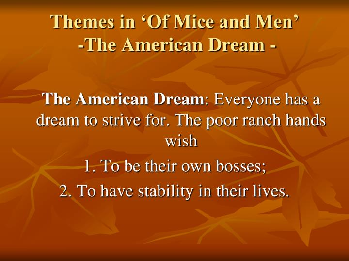 of mice and men violence essay Home gcse english literature of mice and men themes: violence of mice and of mice & men // themes men essay question 00 / 5 essay questions on of.