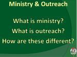 ministry outreach1