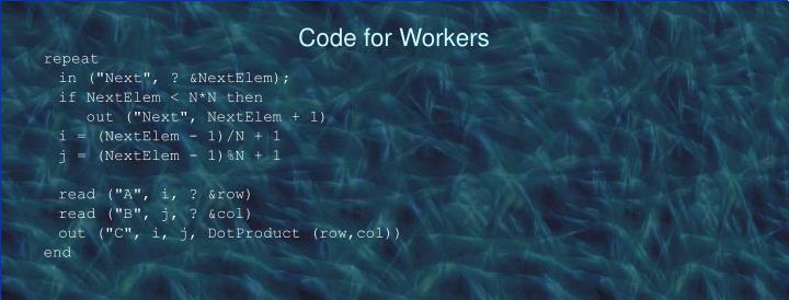 Code for Workers