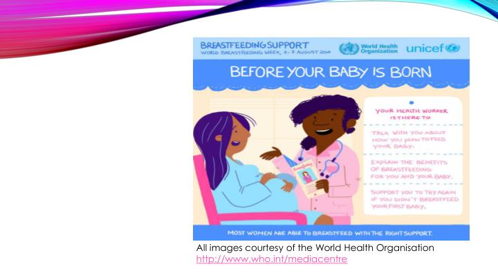 All images courtesy of the World Health Organisation