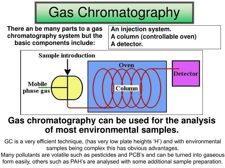 PPT - Gas Chromatography PowerPoint Presentation - ID:3481262
