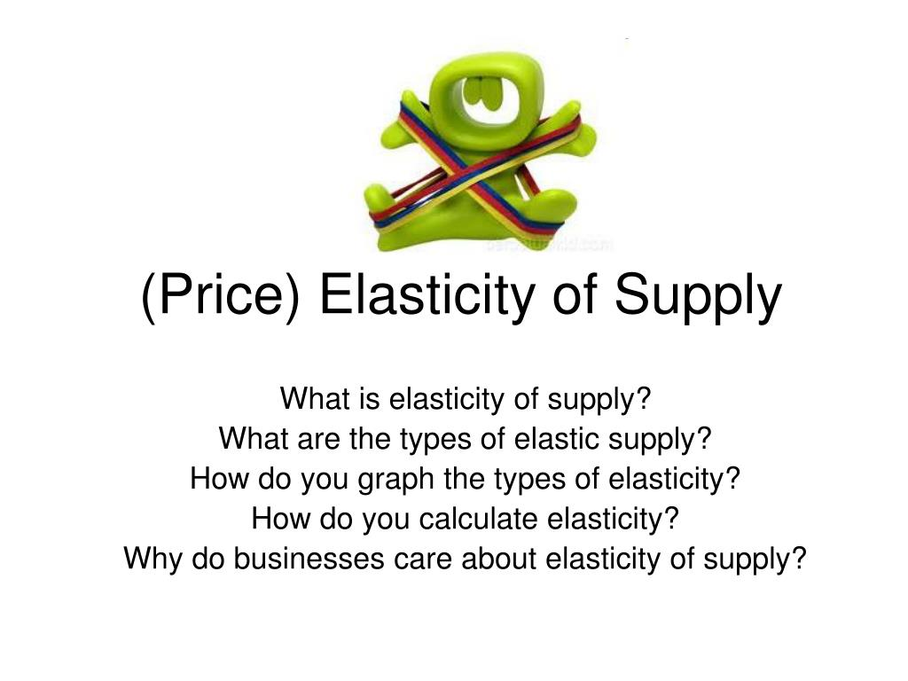 Ppt Price Elasticity Of Supply Powerpoint Presentation Free