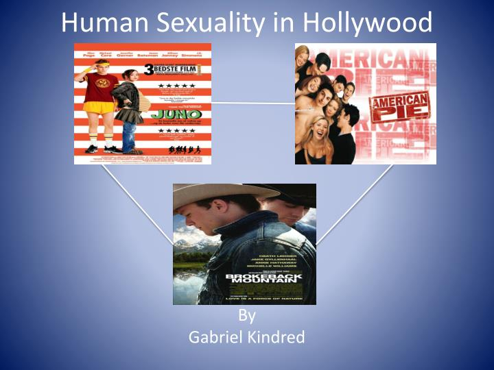 human sexuality in hollywood n.