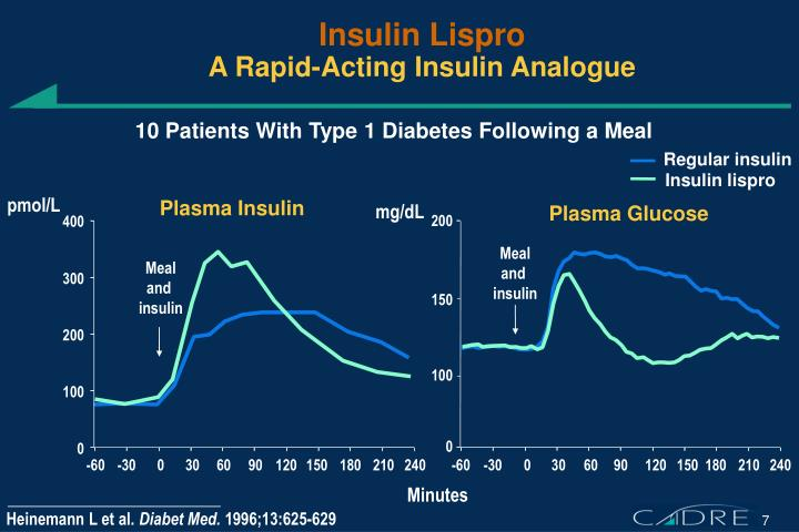 Insulin Lispro