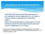 questions on amperometrics2