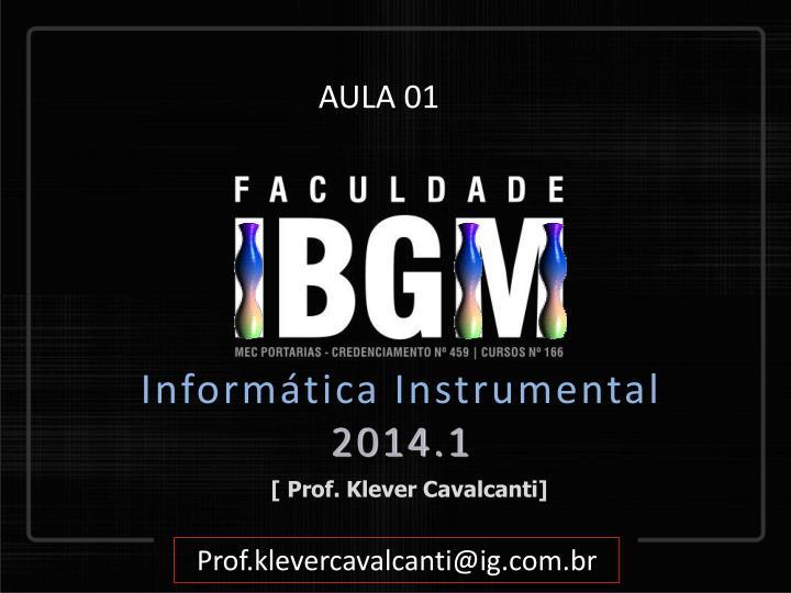 inform tica instrumental 2014 1 n.
