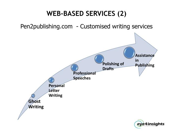 WEB-BASED SERVICES (2)