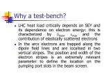 why a test bench