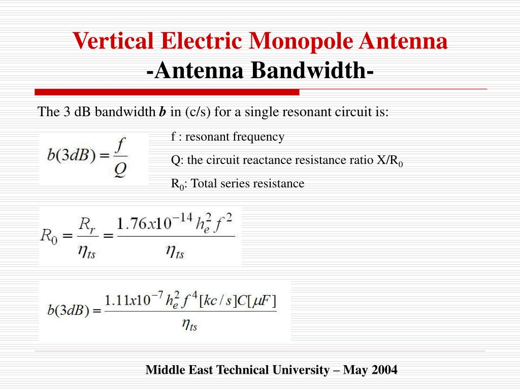 PPT - VLF ANTENNAS PowerPoint Presentation - ID:3483854
