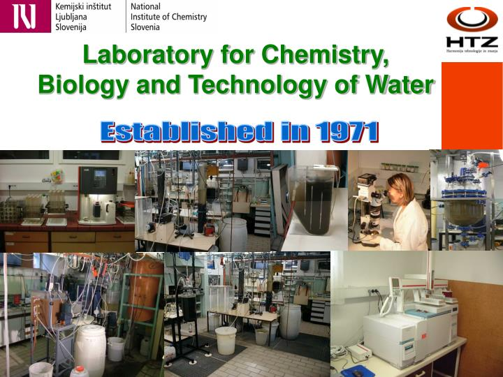 Laboratory for Chemistry,