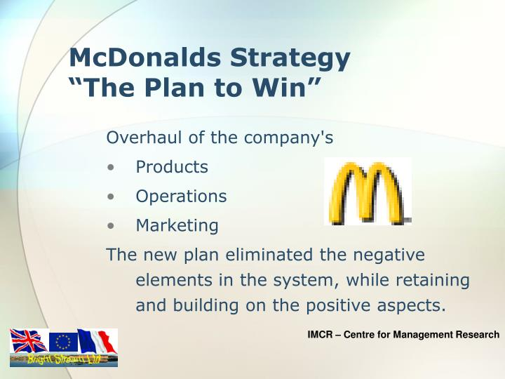 mcdonalds strategic group map Start studying mgt 3830 chapter 3 gur test bank learn vocabulary, terms, and more with flashcards, games, and other study tools a draw a strategic group map.