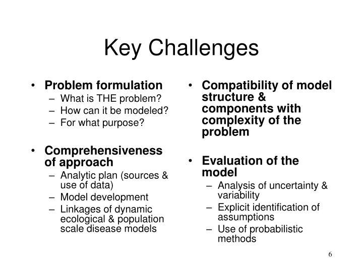 Problem formulation