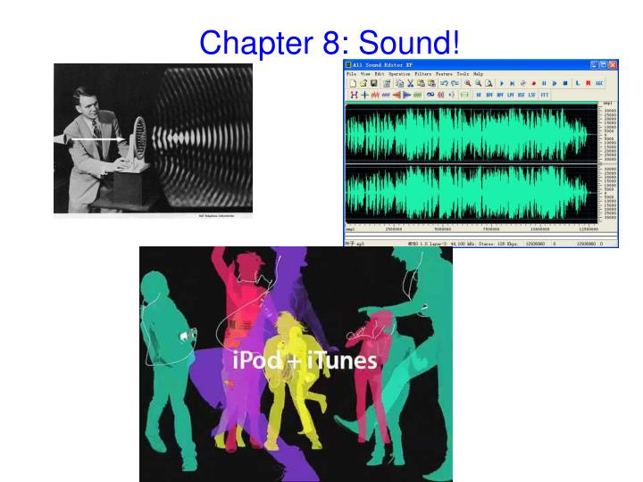 Chapter 8: Sound!