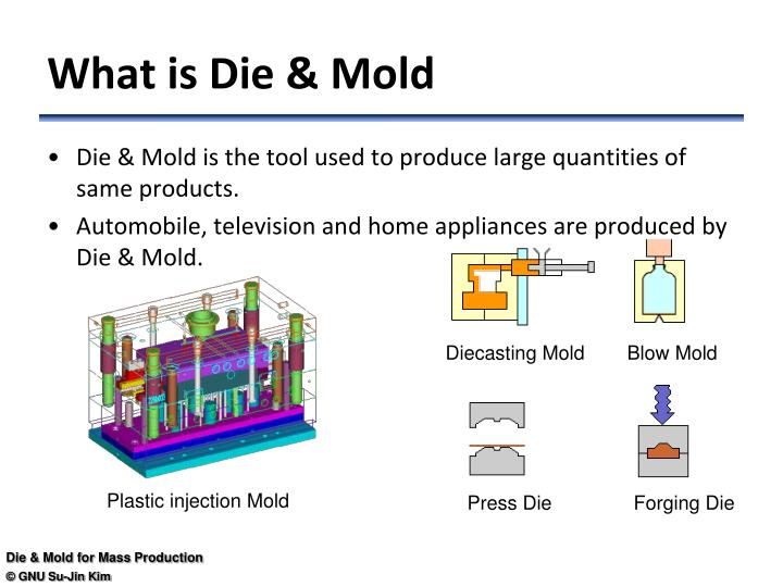 PPT - What is Die & Mold PowerPoint Presentation - ID:3485997