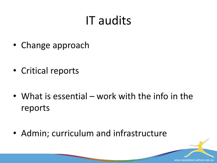 IT audits