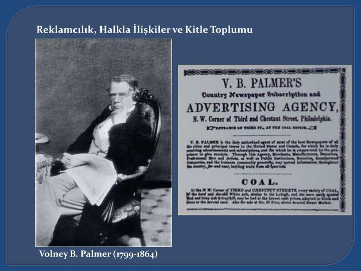 Reklamcılık, Halkla İlişkiler ve Kitle Toplumu