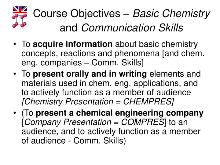 Course Objectives –