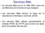 servicios web2