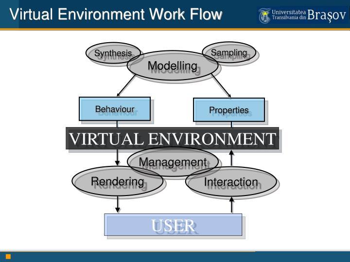 Virtual Environment Work Flow