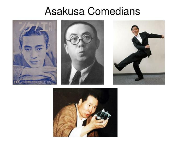 Asakusa Comedians