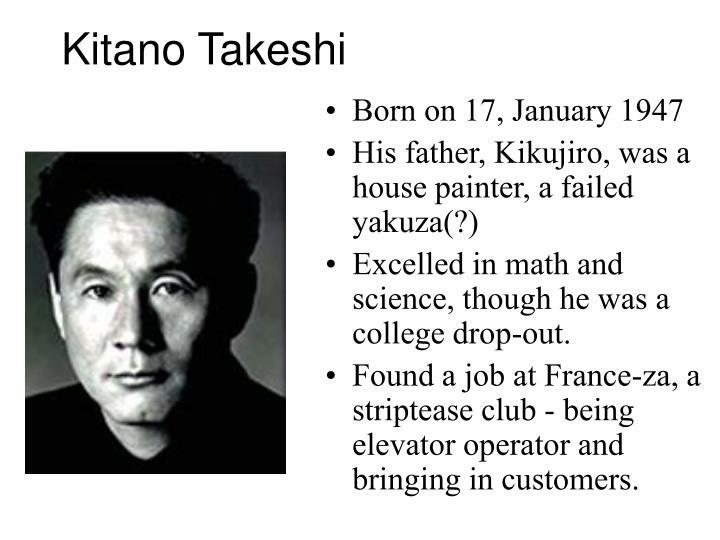 Kitano takeshi1