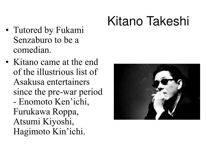 Kitano takeshi2