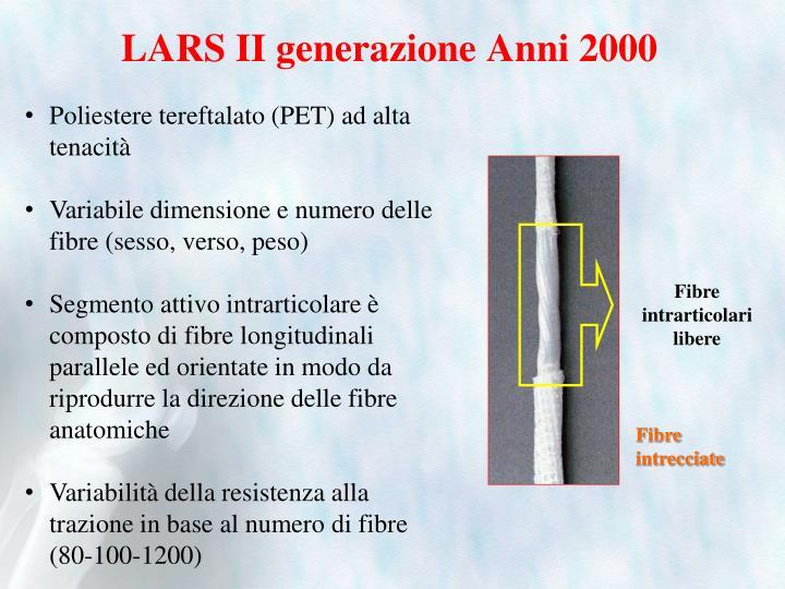 LARS II generazione Anni 2000