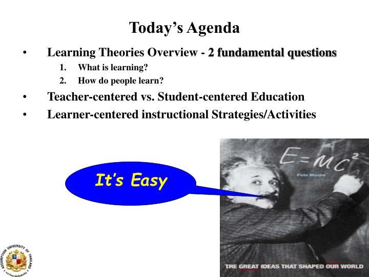Ppt Student Centered Teaching Learning Methods Powerpoint