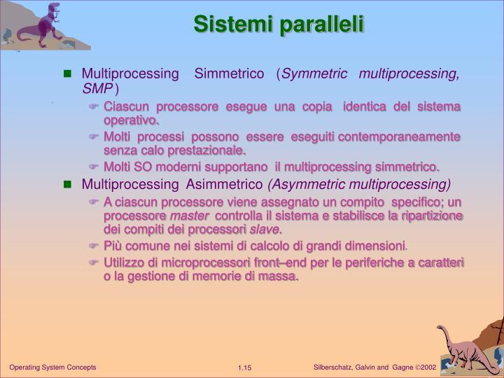Sistemi paralleli