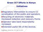 green ict efforts in kenya4