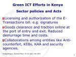 green ict efforts in kenya6