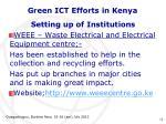 green ict efforts in kenya9