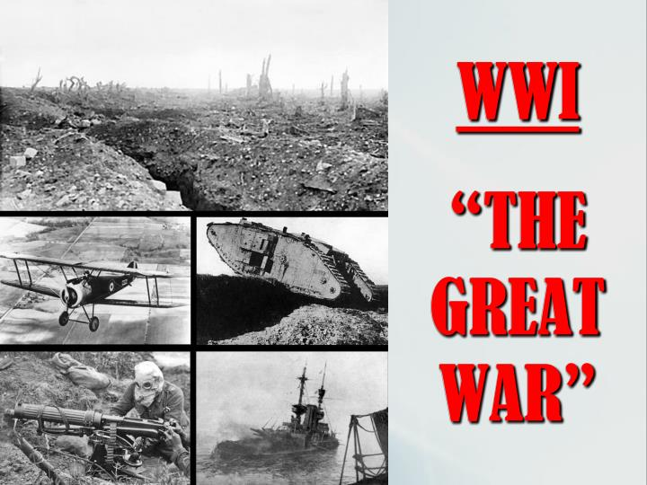 wwi what makes it the great