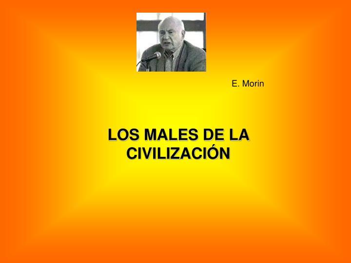 E. Morin