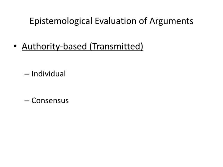 an evaluation of the argument of aristotle This argument takes its name from one of the four causes that aristotle listed as accounting for the reasons why a certain thing exists in the debate between realists and nominalists, one of the most noteworthy arguments that realists have employed is known as the formal cause argument.
