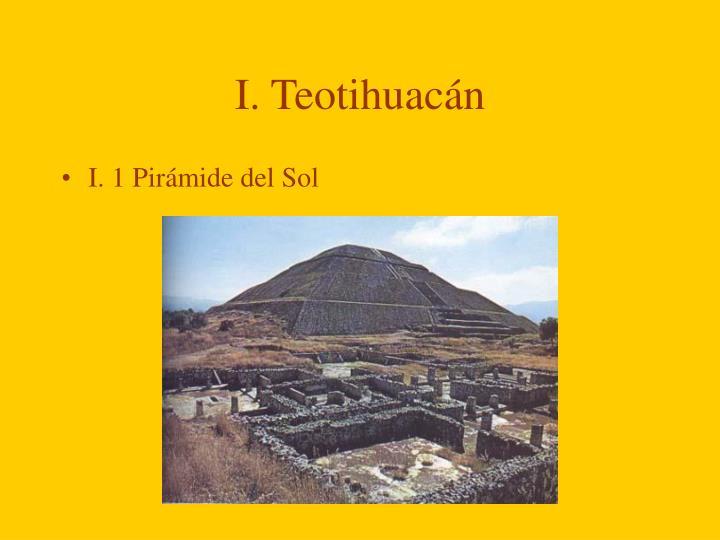 i teotihuac n n.