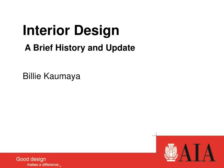 Ppt Interior Design Powerpoint Presentation Free Download Id 3493235