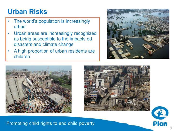 Urban Risks