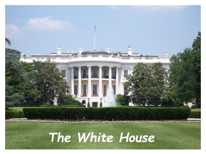 the white house n.