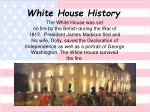 white house history1