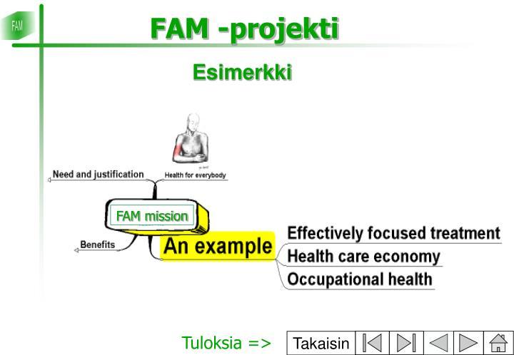 FAM -projekti