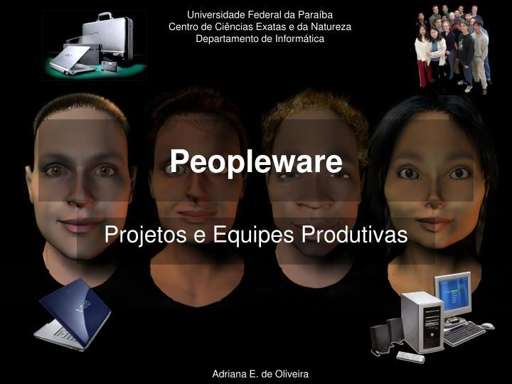 peopleware n.