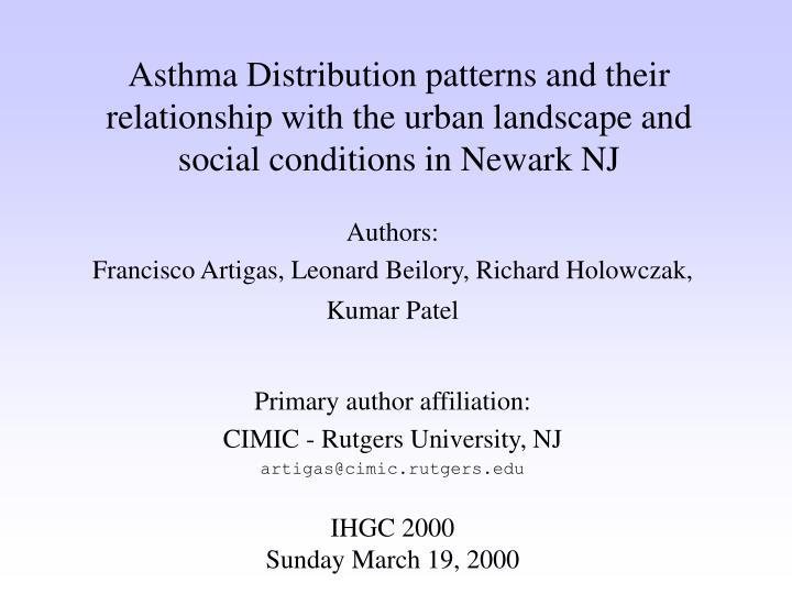 PPT - Authors: Francisco Artigas, Leonard Beilory, Richard