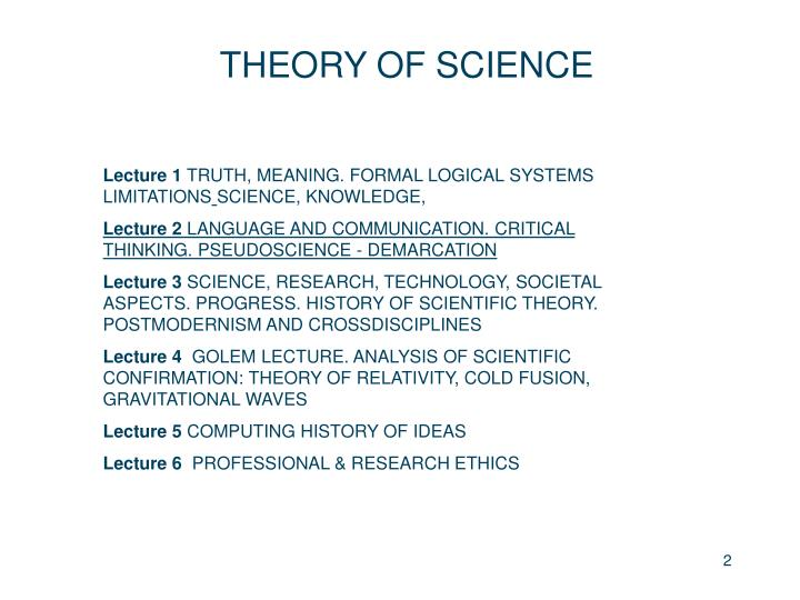 Ppt Cdt403 Research Methodology In Natural Sciences And