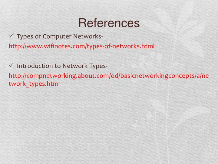 PPT Networks Types PowerPoint Presentation ID 3496712
