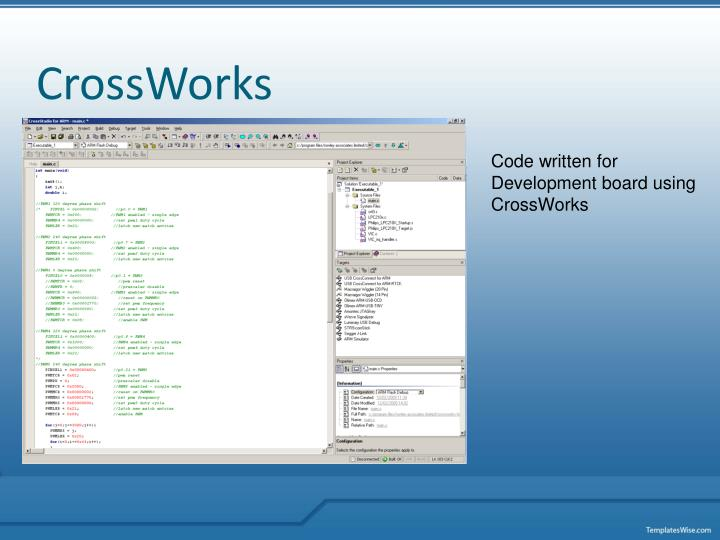 CrossWorks