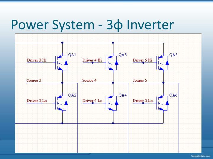 Power System - 3